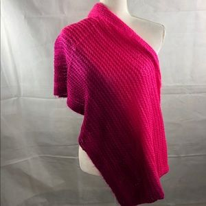 Claire's Knit Wrap Scarf